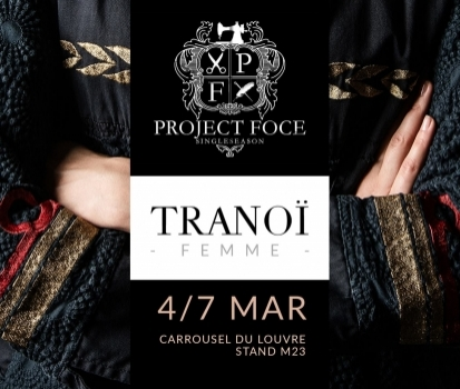 Invitación Project Foce – Paris